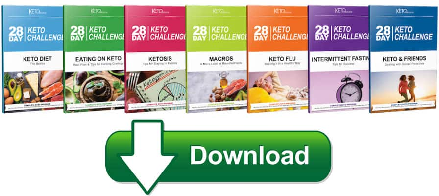 The 28 Day Keto Challenge is a regime that is like your nutrition coach, support system, and weight loss expert.
