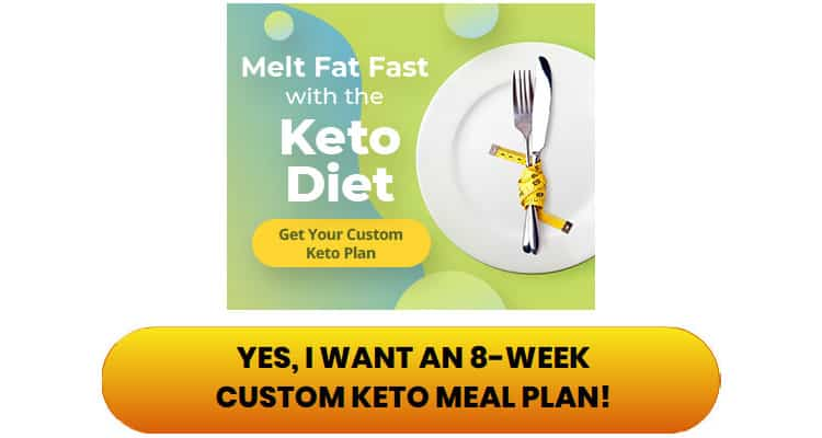 Custom Keto Diet comes with 100% customer satisfaction guaranteed
