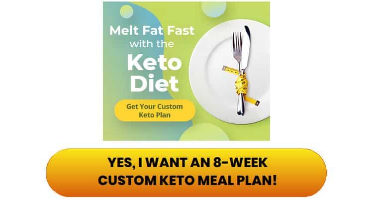 Custom Keto Diet comes with 100% customer satisfaction guaranteed