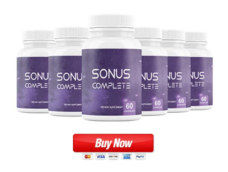Sonus Complete is a natural dietary supplement, which helps people who suffer from tinnitus. It is a one-time solution for all the problems and effects related to the physical condition.
